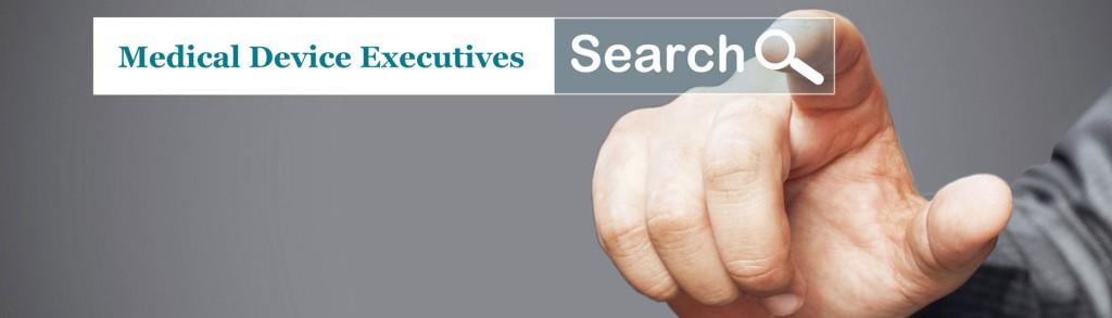 Medical Device Recruiters - Executives Search