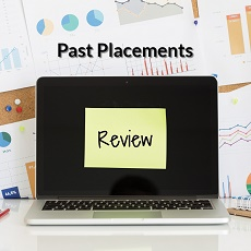 Our Past Placements - Construction Industry