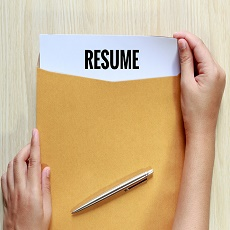 Attach and Upload your resume.