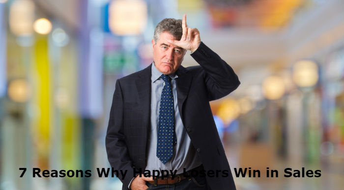 Winning in Sales - Happy Losers Strategy!