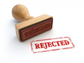 Be Patient and Handle Rejections Well