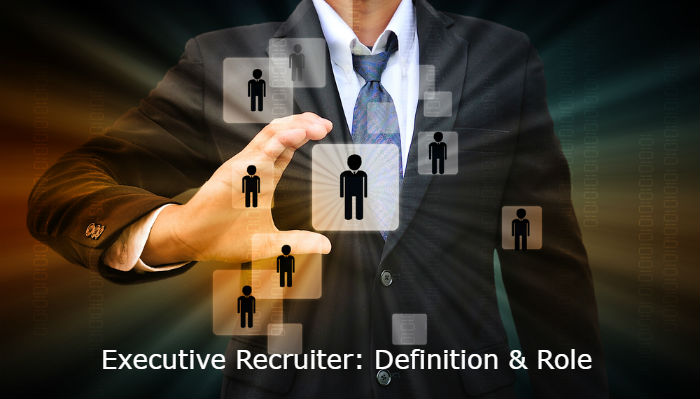 The Definition Executive Recruiter