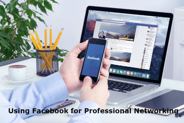 How to Use Facebook for Professional Networking